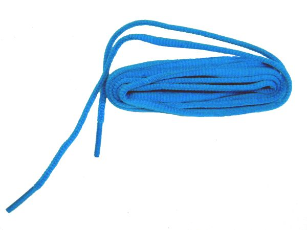 "ProAthletic(tm) OVAL ""Neon Blue"" Sneaker Shoelaces (2 Pair Pack, 27-84 IN/69-213 CM)"