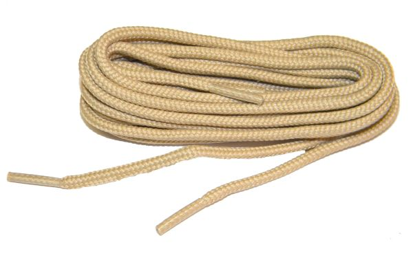 "ProBOOT(tm) ""Desert Tan"" Rugged Wear Long-lasting Polyester Hiking Boot Laces - 2 Pair Pack"