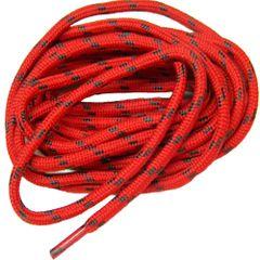 25' Feet RED w/ BLACK Heavy duty Kevlar(R) Reinforced Tie down Cord Utility String with Black metal tips
