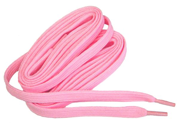Heavy Duty Baby Girl Light Pink Tube Style 10 mm wide HOCKEY (2 Pair Pack)