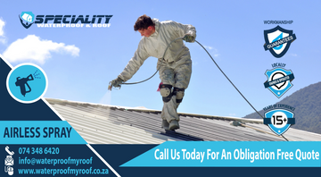 Airless Roof painting Pretoria, roof paint centurion, Roof Spray Paint Pretoria Roof Spray Centurion