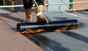 Torch-On Waterproofing Pretoria, Torch on centurion waterproofing Flat roof waterproof, mineral chip