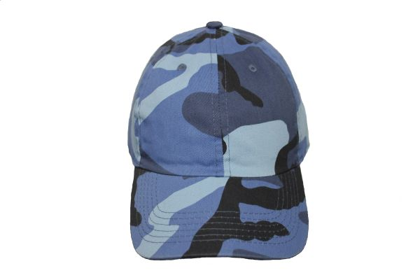 Camouflage Hat Cap .Available : 6 Colors .NEWHATTAN.New (BlueSky) …