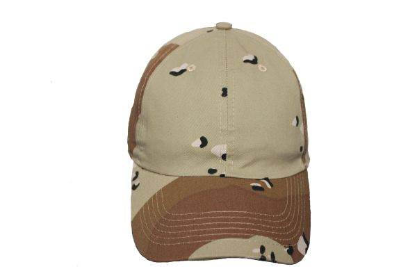 New Camouflage Hat Cap .Available : 6 Colors .NEWHATTAN.New (Desert) …