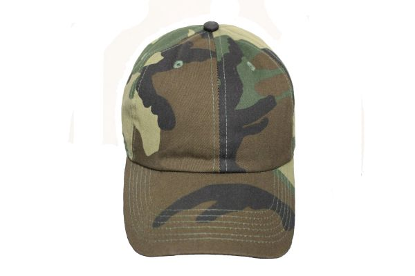 Camouflage Hat Cap .Available : 6 Colors .NEWHATTAN.New (Woodland) …