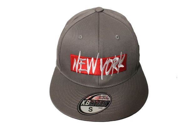 NEW YORK Tan HIP HOP HAT Cap ..Size : S , M , L.