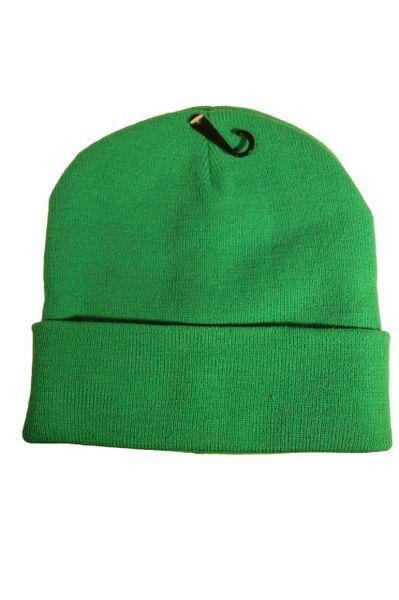 Colored TOQUE HAT With BRIM
