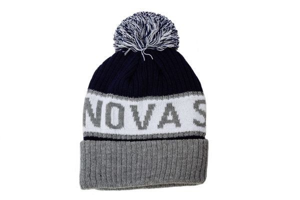 NOVA SCOTIA - CANADA Province WINTER HAT With POM POM