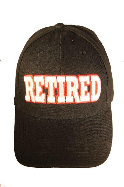 RETIRED Embossed HAT CAP..Colors : Black , Navy , Red , Pink