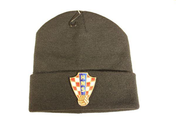 CROATIA HNS Football Logo Iron - On PATCH TOQUE HAT