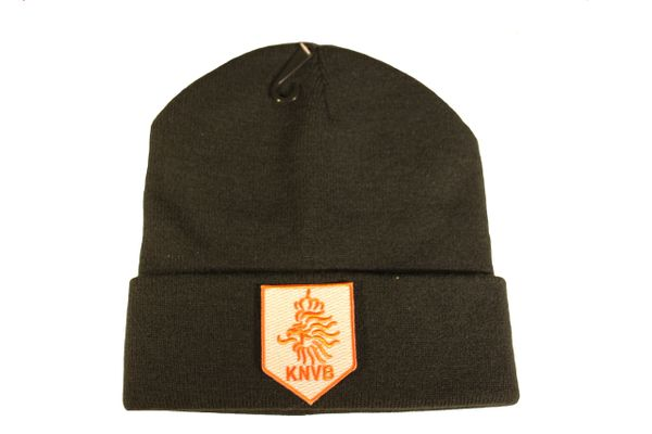 NETHERLANDS KNVB Football Logo Iron - On PATCH TOQUE HAT