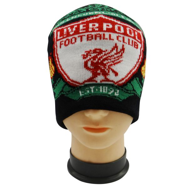 LIVERPOOL WITH LOGO FIFA SOCCER WORLD CUP TOQUE HAT .. NEW