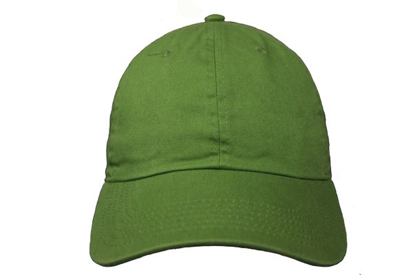 FORESTGREEN PLAIN HAT CAP .. NEWHATTAN