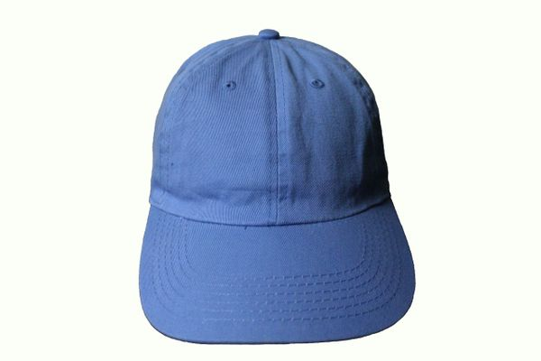 SKYBLUE PLAIN HAT CAP .. NEWHATTAN