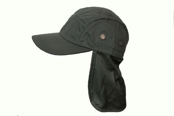 GREEN FISHING HAT CAP With Sun Protection