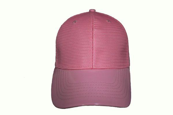 LIGHTPINK MESH TRUCKER Hat Cap .. NEWHATTAN