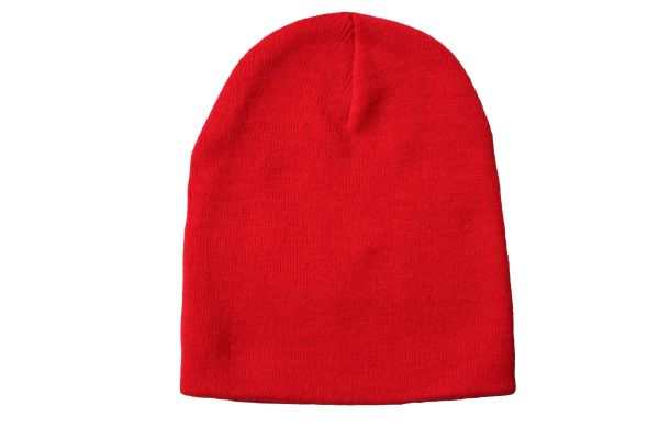 RED TOQUE HAT .. QUIRINUS .. Style : SG1236B