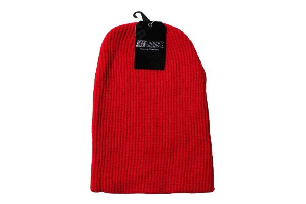RED Slouchie TOQUE HAT .. KBETHOS .. Style : KBW - 12