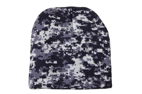 ARCTIC CAMOUFLAGE TOQUE HAT