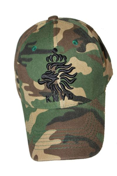 HOLLAND KNVB Logo FIFA WORLD CUP CAMOUFLAGE HAT CAP