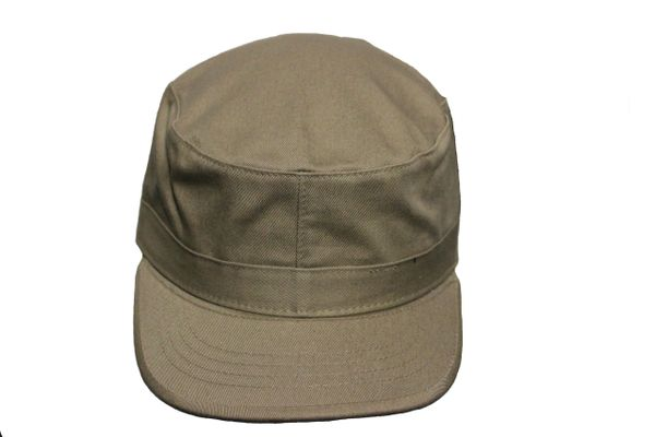 (NEW ) KHAKI PLAIN HAT CAP .. NEWHATTAN