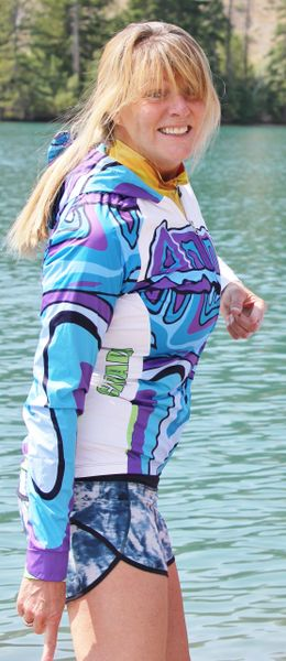 LOOKING SOUTH Ladies wind jacket