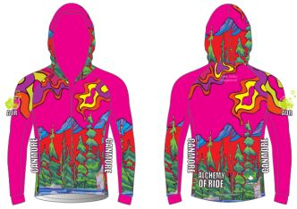 Three Sisters Playground Ladies full zip windjacket LIFESTYLE FIT