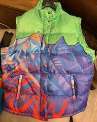 RHAPSODY Mens fit 700 fill down vest