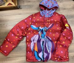 Lavender Lucy Cranberry mens fit 700 fill down jacket