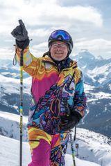 Transcendence Mens fit TECHNICAL Ski jacket