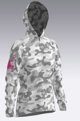 GREY CAMO Ladies Wind Jacket