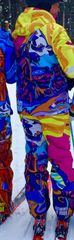 Transcendence Mens fit TECHNICAL ski pant