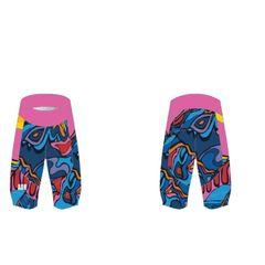 St Nicks Peak Ladies Italian fabric/chamois padded cycling shorts PREORDER NOW!!!