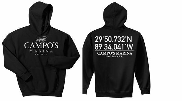 Campo's Hoodies