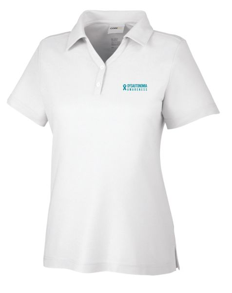 Dysautonomia Awareness Ladies Polo
