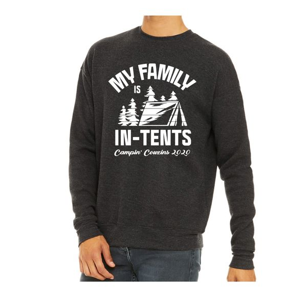 Campin' Couzins Sweatshirt