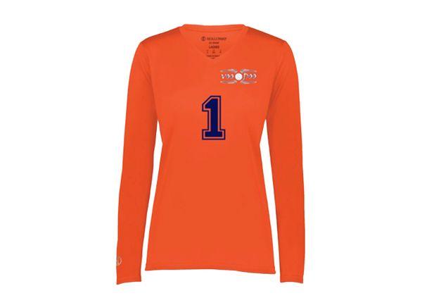 Voodoo Orange Uniform