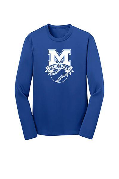 MHS Dryfit long sleeve