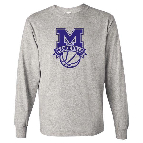 MHS Basketball Long Sleeve T-Shirt