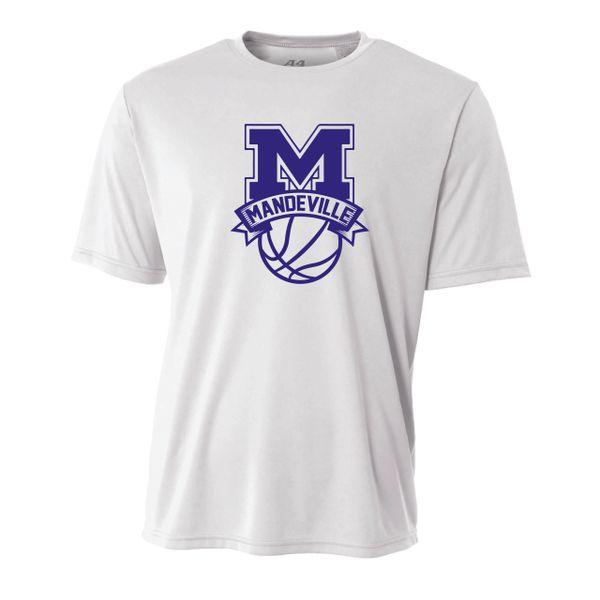 MHS Basketball Short Sleeve Dryfit