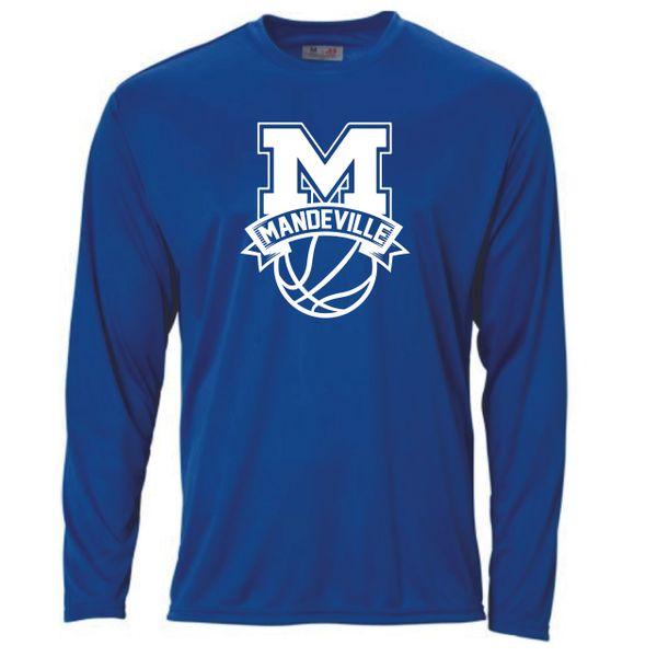 MHS Basketball Long Sleeve Dryfit