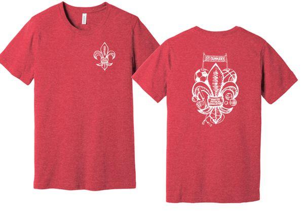 St. Tammany Adapted PE T-Shirt