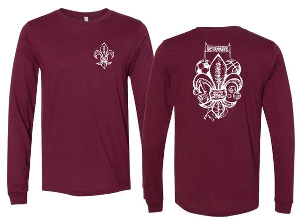 St. Tammany Adapted PE Long Sleeve T-shirt