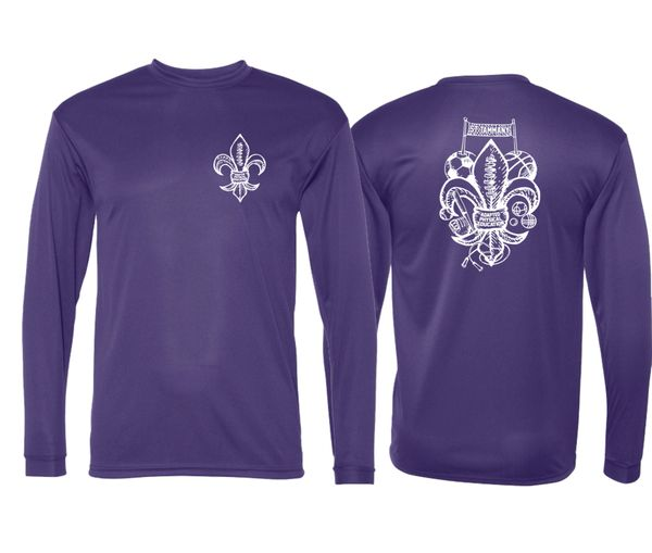 St Tammany Adapted PE Long Sleeve Dryfit