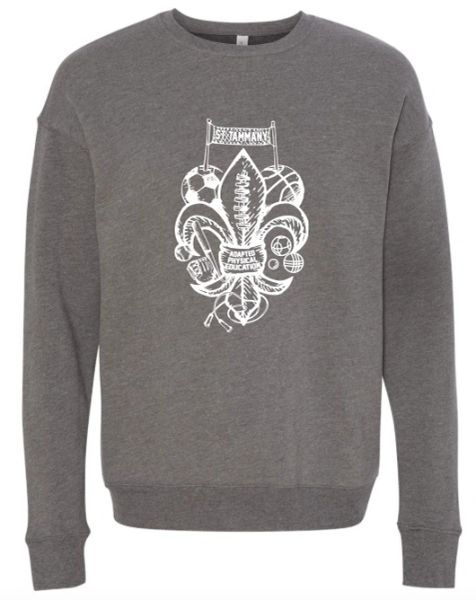 St Tammany Adapted PE Sweatshirt