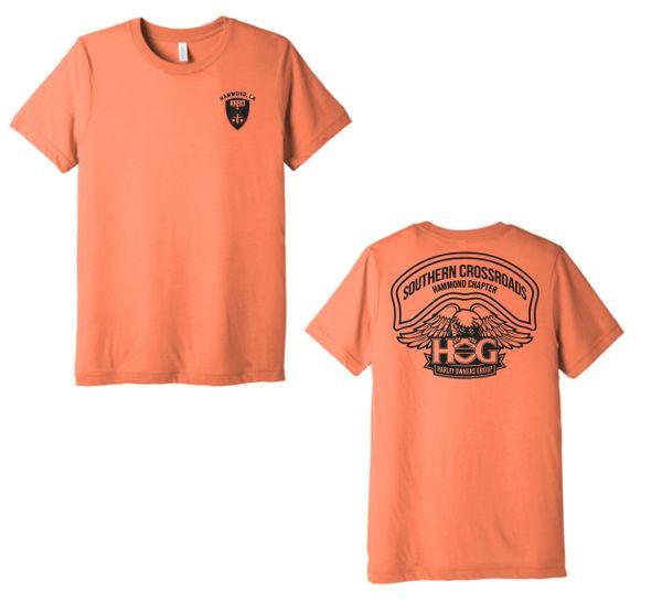 Southern Crossroads Canvas Triblend T-Shirt