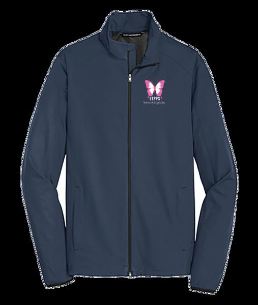 STPPS Navy Zip Jacket