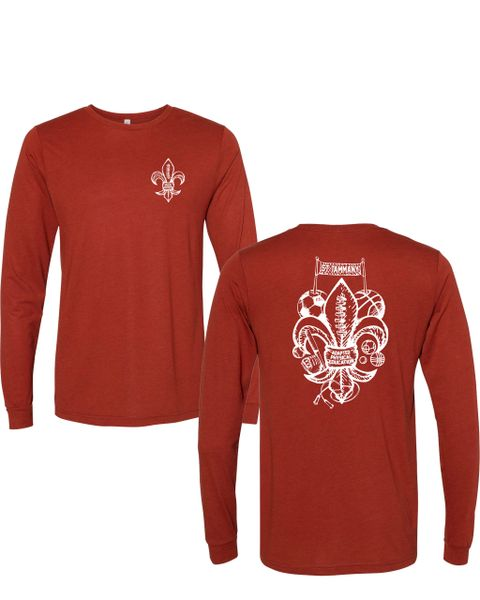 St. Tammany Adapted PE LS New Colors
