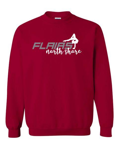 Flairs Crew Sweatshirt