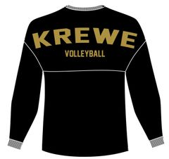 Krewe Volleyball Spirit Jersey